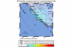 Gempa Bumi Guncang Bengkulu dan Perairan Minahasa, Warga Sempat Panik - JPNN.com