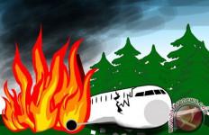 Ancaman KKB Terbukti, Pesawat di Nabire Dibakar, Brutal - JPNN.com