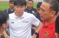 Soal Jadwal TC Timnas Indonesia U-23 dan Senior, PSSI Beri Komentar Begini - JPNN.com