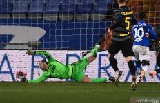 Sampdoria Ganjal Inter ke Puncak Klasemen Liga Italia - JPNN.com