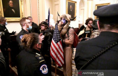 Rusuh di Gedung Kongres AS, 2 Pejabat Gedung Putih Mengundurkan Diri - JPNN.com