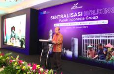Menuju Perusahaan Kelas Dunia, Pupuk Indonesia Terapkan Sentralisasi Fungsi Holding - JPNN.com