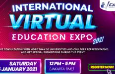 Bingung Kuliah di mana? Yuk Ikutan International Virtual Education Expo 2021, Gratis! - JPNN.com