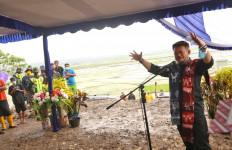 Mentan SYL Tegaskan Siap Laksanakan Arahan Presiden: Tingkatkan Produksi Pangan Nasional - JPNN.com