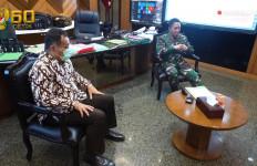 Demi Kemajuan UNJANI, Jenderal Andika Berkonsultasi dengan Rektor UI - JPNN.com