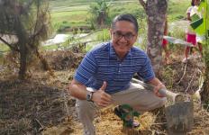 HUT PDI Perjuangan, Putra Nababan Ajak Anak Muda Peduli Lingkungan - JPNN.com