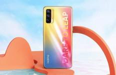 Realme V15 5G Resmi Meluncur, Dilengkapi Kamera 64MP, Ini Spesifikasi dan Harganya - JPNN.com