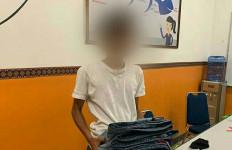 Alvin Pernando Tertangkap Basah Mengutil di Matahari Mal, Lihat Nih Hasil Aksinya - JPNN.com