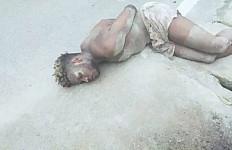 Tahanan Asal Nigeria Penusuk Polwan Ini Diobservasi di Rumah Sakit Jiwa - JPNN.com