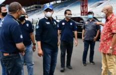 Dari Sirkuit Sentul Bamsoet Ajak Pelaku Industri Otomotif Majukan Olahraga Ini - JPNN.com