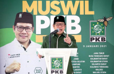 Semangati Kader PKB, Gus AMI Pakai Kata 'Tiga Besar Pemilu' - JPNN.com