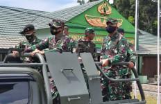 Mayjen TNI Yogo Triyono Menyampaikan Pesan untuk Prajurit Yonif RK 751/VJS - JPNN.com