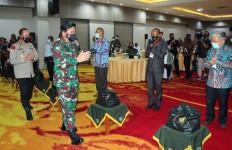 Kunjungan Kerja Pertama Tahun 2021 Panglima TNI ke Provinsi Papua, Nih Agendanya - JPNN.com