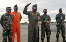 TNI AU Temukan Ini di Pulau Laki, Diduga dari Pesawat Sriwijaya - JPNN.com