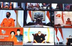 Hadiri HUT PDIP, Bamsoet Dukung Gerakan Penghijauan dan Membersihkan Sungai - JPNN.com