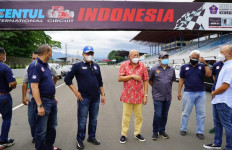 Bamsoet dorong Sirkuit Sentul Kembali Gelar Kejuaraan Dunia Otomotif - JPNN.com