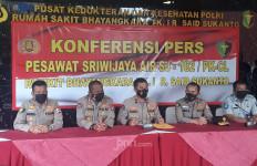 Tim DVI Mulai Identifikasi Body Part Korban Sriwijaya Air Besok - JPNN.com