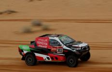 Pembalap Tuan Rumah Taklukkan Juara Dakar 13 Kali - JPNN.com