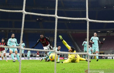 Ibrahimovic Masuk, Gawang Milan Malah Terancam - JPNN.com