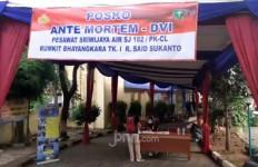 Perkuat Hasil Identifikasi Jenazah, RS Polri Minta Rekaman CCTV ke Sriwijaya Air - JPNN.com