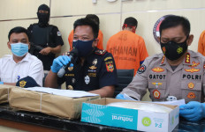 Penyelundupan 3,7 Kilogram Sabu-sabu Dalam Termos Makanan Digagalkan - JPNN.com