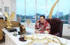 Bamsoet Terima Ucapan Dukacita Atas Jatuhnya Sriwijaya Air dari Ketua Parlemen Turki - JPNN.com