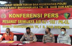 Identifikasi Jenazah Korban Sriwijaya Air Ditutup, 3 yang Belum Teridentifikasi Bagaimana? - JPNN.com