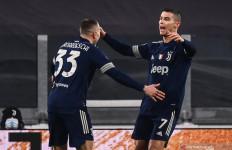 Juventus Susah Payah Kalahkan 10 Pemain Sassuolo - JPNN.com