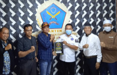 DPD BPPKB Banten DKI Jakarta Serahkan SK Kepengurusan DPC Jaktim - JPNN.com