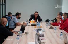 PT LIB dan PSSI Gelar Rapat di Kawasan Sudirman, Soal Apa? - JPNN.com