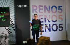 Oppo Reno5 Resmi Meluncur di Indonesia, Intip Spesifikasi dan Harganya - JPNN.com