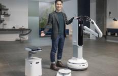 Samsung Pamerkan Robot-Robot Pintar Asisten Rumah Tangga - JPNN.com