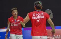 Ganda putri Indonesia Melaju ke Babak 2 Yonex Thailand Open 2021 - JPNN.com