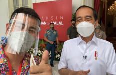 dr Tirta: Kasian Pak Jokowi, itu Aa Raffi yang Mengajukan Adalah Staf Beliau - JPNN.com
