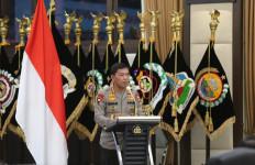 Pesan Penting Jenderal Idham Azis Saat Resmikan Gedung Baru Humas Polri - JPNN.com