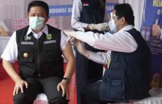 Gubernur Sumsel: Jangan Ikuti Hoaks yang Menyebut Vaksin Covid-19 Tidak Aman - JPNN.com