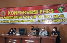 Satu dari 6 Korban Sriwijaya Air yang Teridentifikasi Hari Ini Adalah Pramugari, Namanya.. - JPNN.com