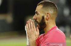Zidane Senang Dengar Kabar Tentang Karim Benzema - JPNN.com