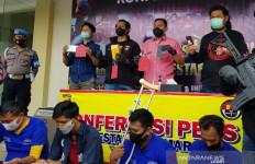 Inilah Komplotan Begal Sadis yang Beraksi Belasan Kali di Semarang - JPNN.com