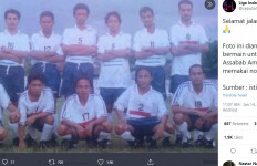 Syekh Ali Jaber dan Sepak Bola, Pernah Bermain untuk Assyabab Ampenan NTB - JPNN.com
