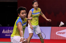 Greysia Polii pun Menangis di Pelukan Apriyani Rahayu Usai Final Yonex Thailand Open - JPNN.com