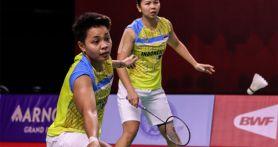 Yonex Thailand Open: Greysia/Apriyani ke Semifinal, Daddies dan Jojo Tumbang