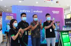 Infinix Kini Hadir di Gerai Erafone Seluruh Indonesia - JPNN.com