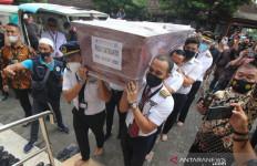 29 Jenazah Korban Sriwijaya Air SJ182 Teridentifikasi, 15 Sudah Diserahkan kepada Keluarga - JPNN.com