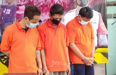 Inilah Tiga Sekawan yang Kerap Mencuri Motor di Kawasan Jakarta Selatan - JPNN.com