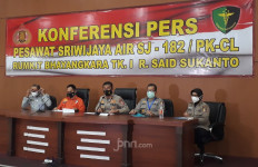 Ini Daftar Nama Korban Pesawat Sriwijaya Air SJ182 yang Telah Teridentifikasi - JPNN.com