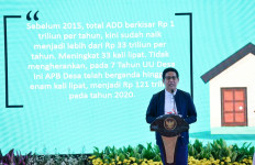 Gus Menteri Luangkan Waktu Khusus Peringati Tujuh Tahun UU Desa - JPNN.com