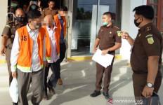 3 PNS Tersangka Korupsi Rehabilitasi Rumah Tak Layak Huni Ditahan - JPNN.com
