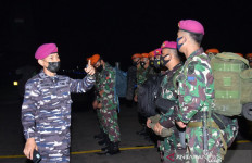 Korps Marinir TNI AL Mengirim 27 Prajurit, Selamat Bertugas! - JPNN.com