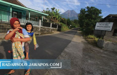 Gunung Merapi Mulai Tenang - JPNN.com